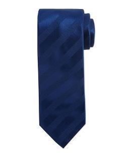 Brioni - Ribbon Striped Silk Tie