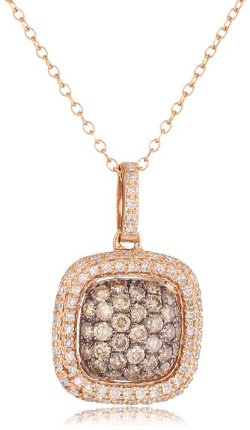 KC Designs - Diamond Pendant Chain Necklace
