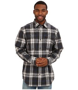 Carhartt Hubbard - Plaid Shirt