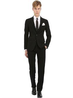 Giorgio Armani - Soho Techno Cady Crepe Suit