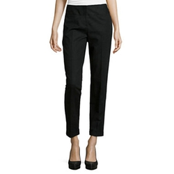 Worthington - Slim Fit Ankle Pants
