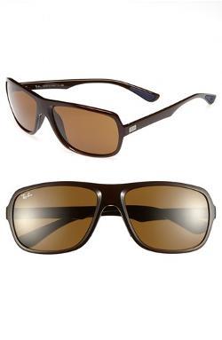 Ray-Ban  - Oversize Aviator Sunglasses