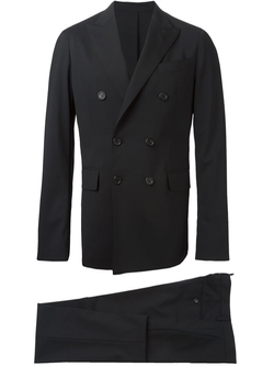 DSquared2   - Double Breasted Two Piece Suit