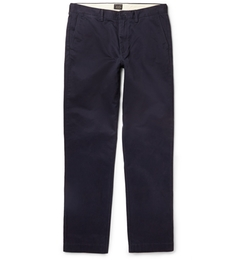 J. Crew - Urban Tapered Cotton-Twill Chino Pants