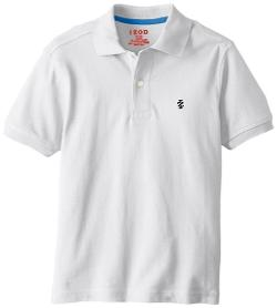 Izod  - Boys 8-20 Short-Sleeve Solid Polo Shirt