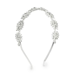 Natasha  - Crystal Headband