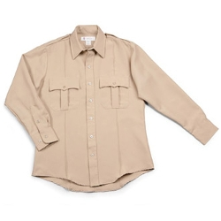 Liberty - Long Sleeve Polyester Uniform Shirt