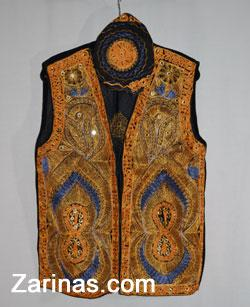 Zarinas - Rahmani Sai Mirrored Vest