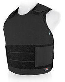 Body Armor USA - Ultra Light Covert Bullet Resistant Vest