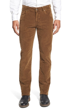 Bugatchi  - Straight Leg-Five Pocket Corduroy Pants