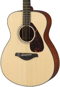 Yamaha - Solid Top Concert Acoustic Guitar