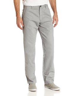 Haggar - Flat Front Chino Casual Pants