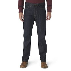 Dockers - 5-Pocket Straight-Fit Denim Jeans