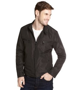 Kenneth Cole Reaction - Moto Cross Cargo Jacket