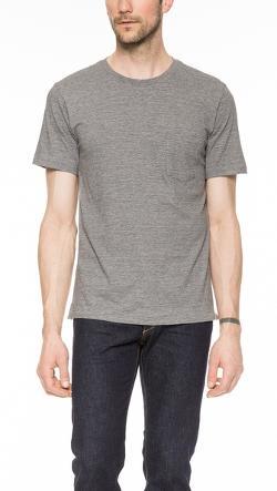 Rag & Bone  - Perfect Stripe Pocket T-Shirt