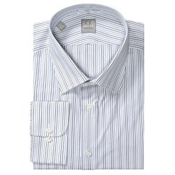 Ike Behar - Gold Label Stripe Shirt