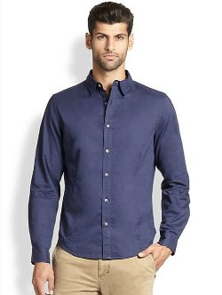 Madison Supply - Core Cotton Sport Shirt