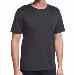 Vince - Mercerized Cotton Crewneck T-Shirt