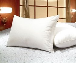 Web Linens Inc - Goose Feather and Goose Down Pillows