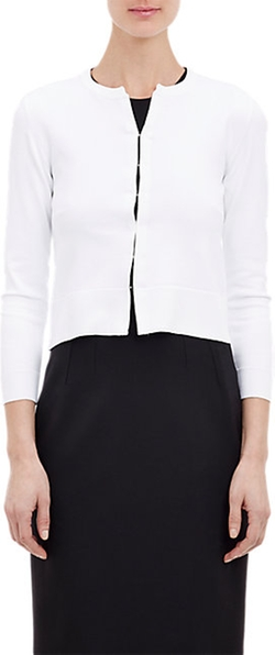 Barneys New York - Cropped Cardigan