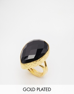 Ottoman Hands - Onyx Stone Ring
