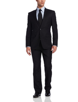 Kenneth Cole - Two-Piece Wool Suit