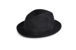 Barbisio -  Felted Rabbit Hair Fedora