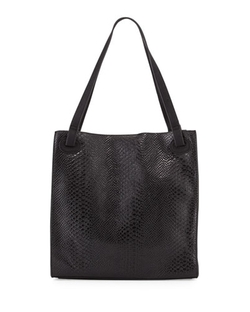 Urban Originals   - Python-Embossed Tote Bag
