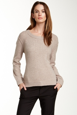 Inhabit - Crew Neck Stretch Wool Sweater