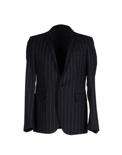 Les Hommes - Single-Breasted Blazer