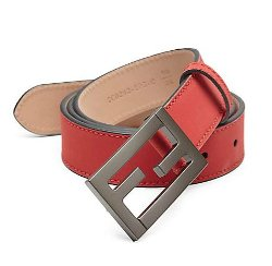 Fendi - Icon Leather Belt