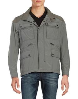 Strellson  - Zip Front Utility Jacket