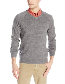 Lucky Brand - White Label V Neck Sweater