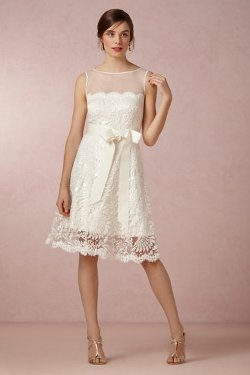 BHLDN - Sequined Juniper Dress