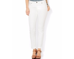 Lauren Ralph Lauren  - Slim Straight-Leg Jeans