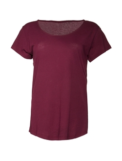Scoop - Modal Scoop Neck Tee