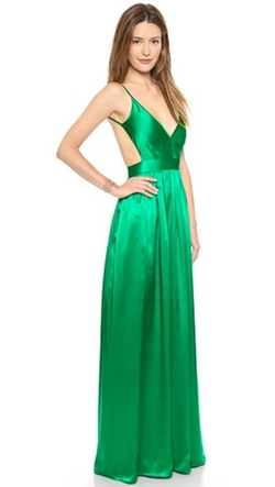 One By Contrarian - Babs Bibb Maxi Dress