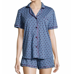 Cosabella - Amore Printed Jersey Pajama Set