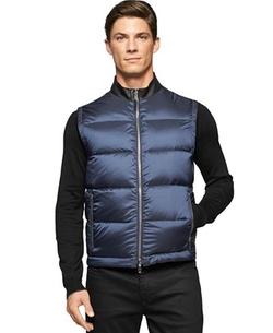 Calvin Klein - Zip-Front Puffer Vest