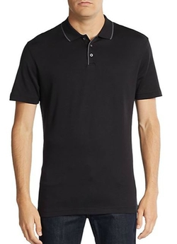 Robert Barakett  - Georgia Cotton Polo Shirt