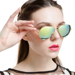 LianSan - Classic Aviator Sunglasses