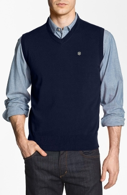Victorinox Swiss Army - Tailored Fit Sweater Vest