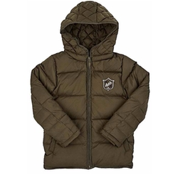 Scotch Shrunk - Down-Quilted Hooded Coat