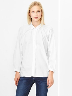 Gap - Gathered Shirt