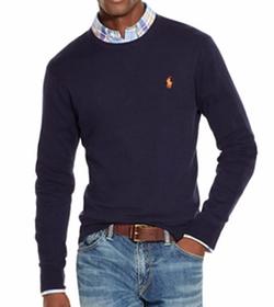 Polo Ralph Lauren - Pima Crewneck Sweater