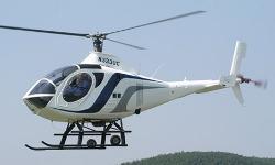 Sikorsky Helicopter - Schweizer 333