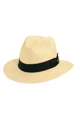 Scala - Panama Straw Safari Hat