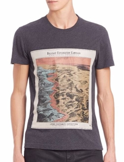 Belstaff Twain  - Short-Sleeve Graphic Tee