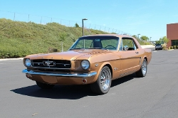 Ford  - 1965 Mustang Coupe