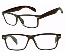 Sunglass Stop Shop - Wayfarer Reading Eyeglasses